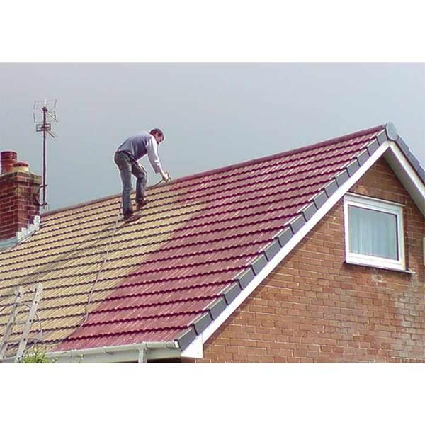 اجرای پوشش سقف مسکونی