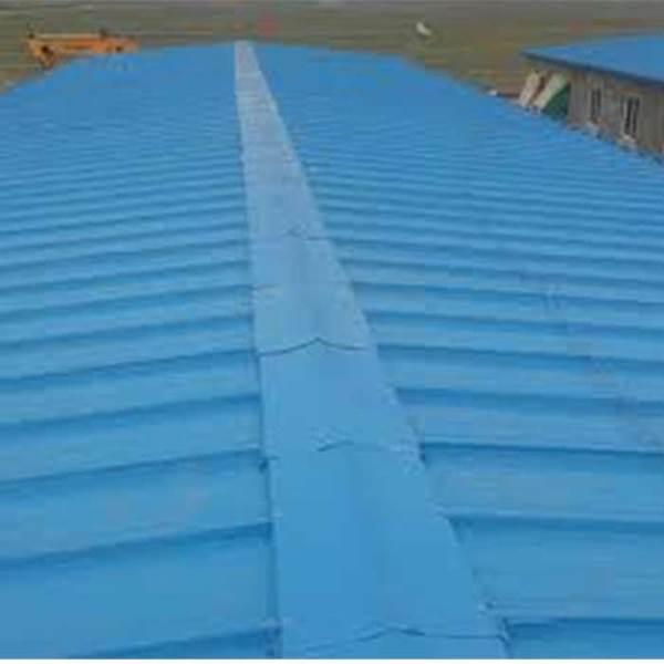 پوشش سقف سوله باعایق پشم شیشه
