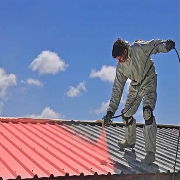 پوشش سقف کارخانجات صنعتی