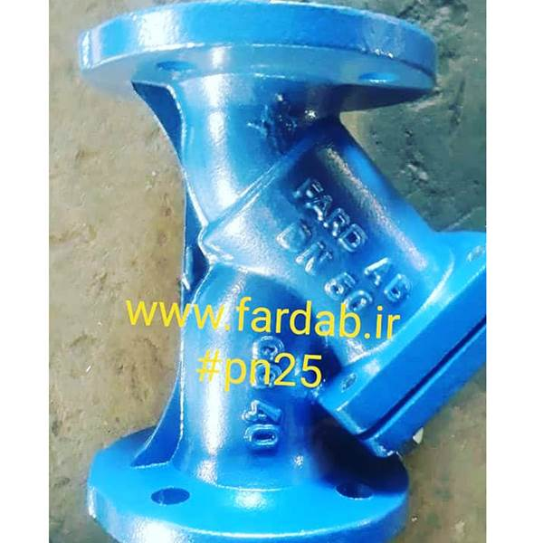 تولید کننده  شیر صافی  pn25