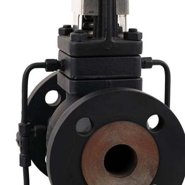 شیر فشار شکن فولادی Spirax Sarco Dp17