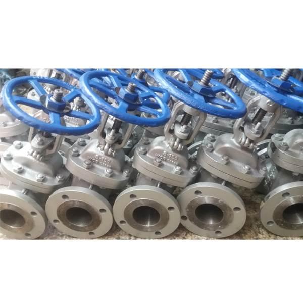 تولید کننده شیر کشویی فولادی کلاس 150