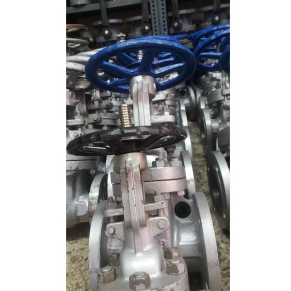 شیر کشویی فولادی کلاس 150 A216