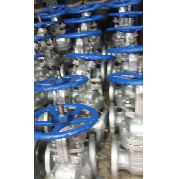 شیر کشویی فولادی کلاس 150 اروپایی