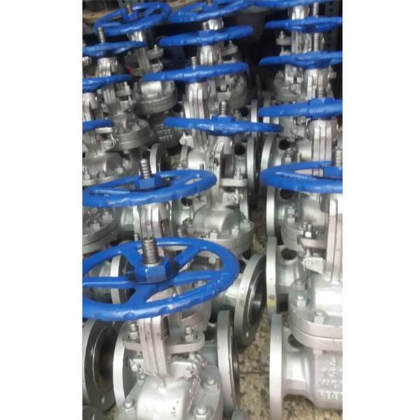 وارد کننده شیر کشویی فولادی کلاس 150