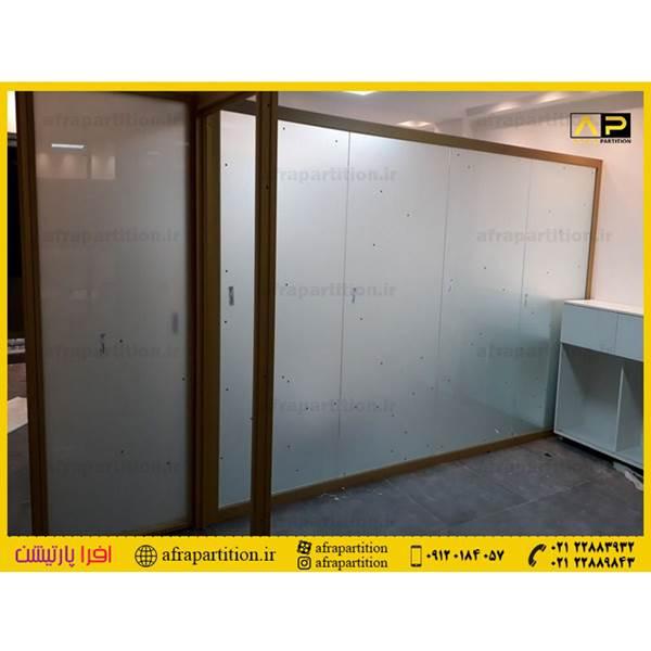 تولید و فروش پارتیشن شیشه ای