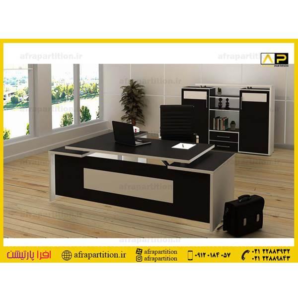 میز مدیریت اداری افرا
