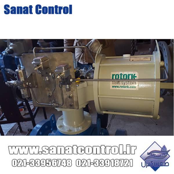 نصب کنترل پنل سیستمهای پنوماتیک