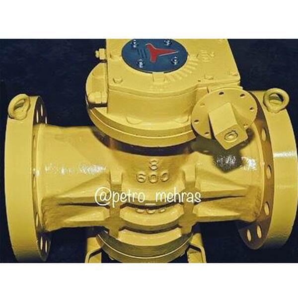 شیر سماوری (Plug valve)