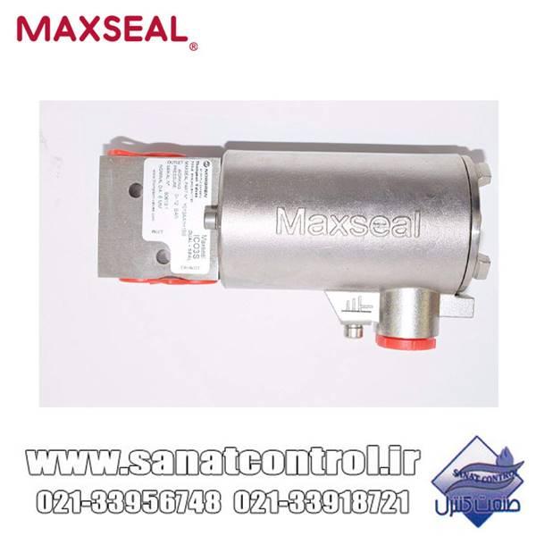 شیر برقی ضد انفجار maxseal