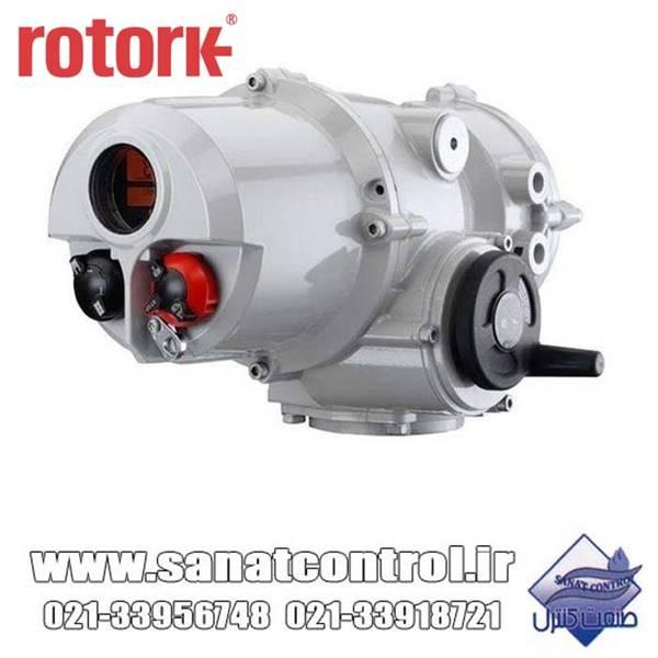 اکچویتور برقی روتورک rotork