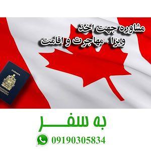 وکیل مهاجرتی برای کانادا
