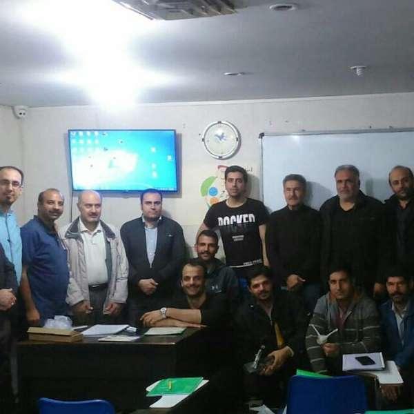 کلاس آموزش آسانسور در تهران