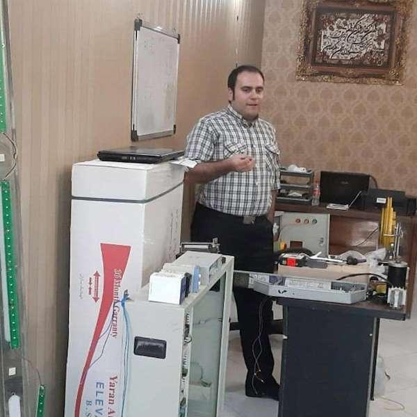 آموزش سرویس آسانسور در تهران