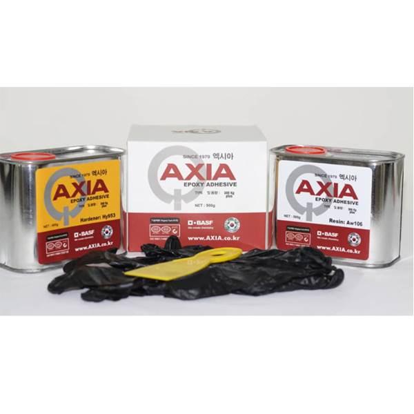 وارد کننده چسب دوقلو اکسیا Axia
