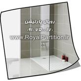 اجرای انواع پارتیشن بندی سرویس بهداشتی و حمام
